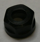 ER11 collet nut with 17mm wrench flats