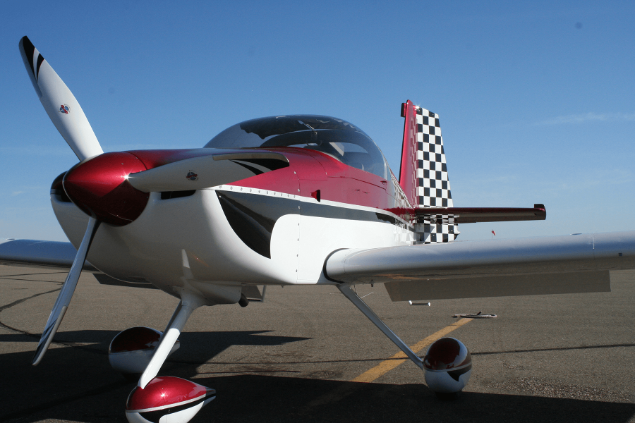 Experimental Aircraft parts and tools